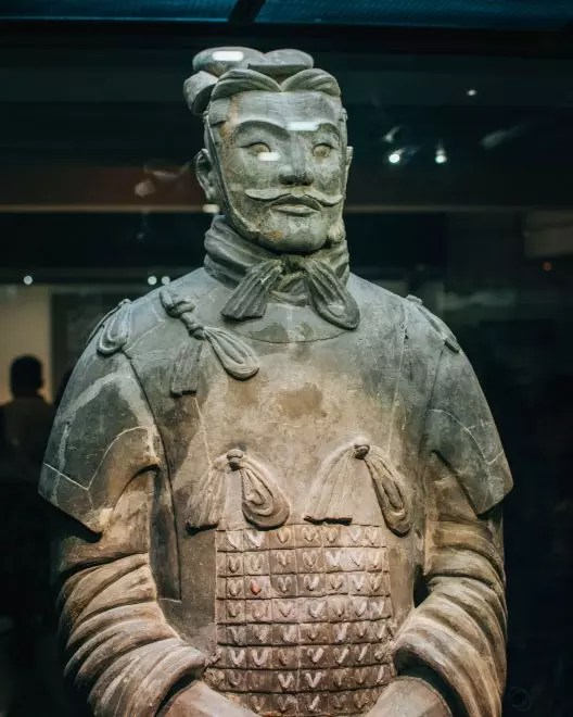 Would Be Traveller - Terracotta Warriors