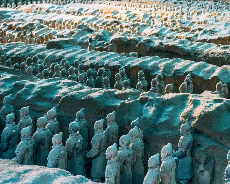 Would Be Traveller - The Most Instagrammable Places in China - Terracotta Army