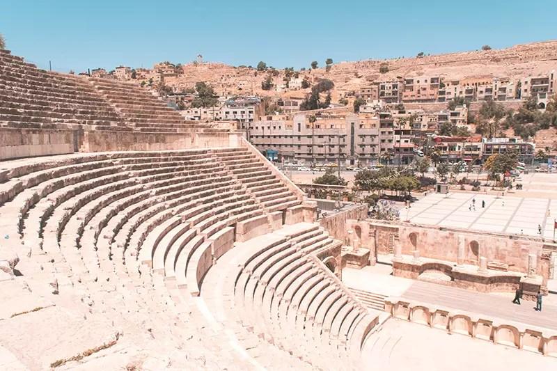 Would Be Traveller Things to do in Amman Jordan Citadel