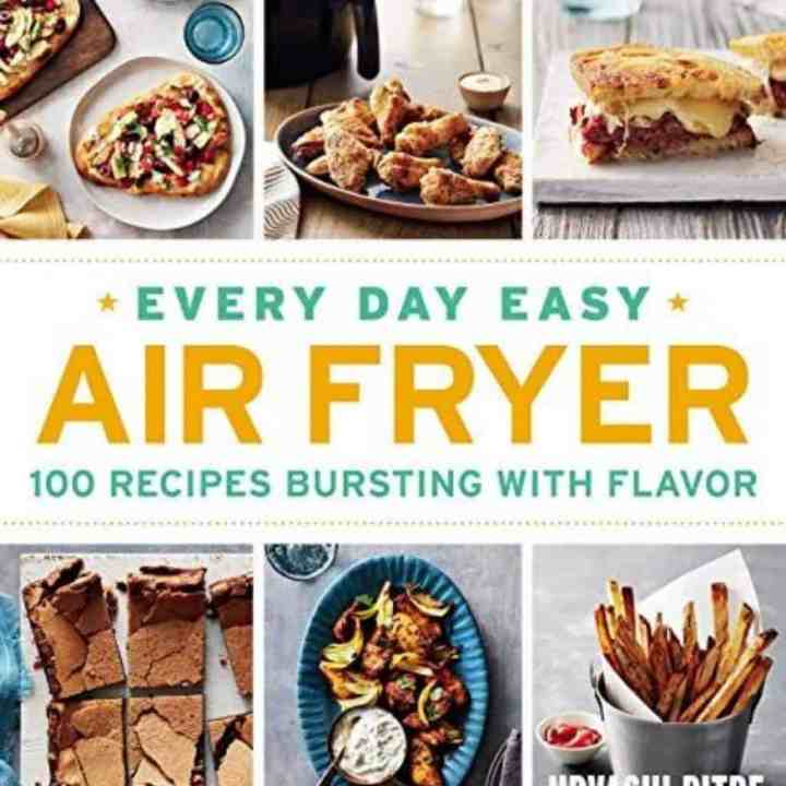 Cover of Everyday Easy Air Fryer Cookbook