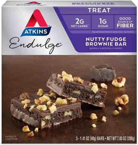 Atkins Endulge Nutty Fudge Brownie Cookie