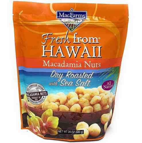 macfarms dry roasted macadamia nuts
