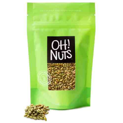 oh nuts pumpkin seeds