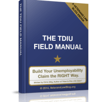 TDIU –  Two things you need for VA unemployability