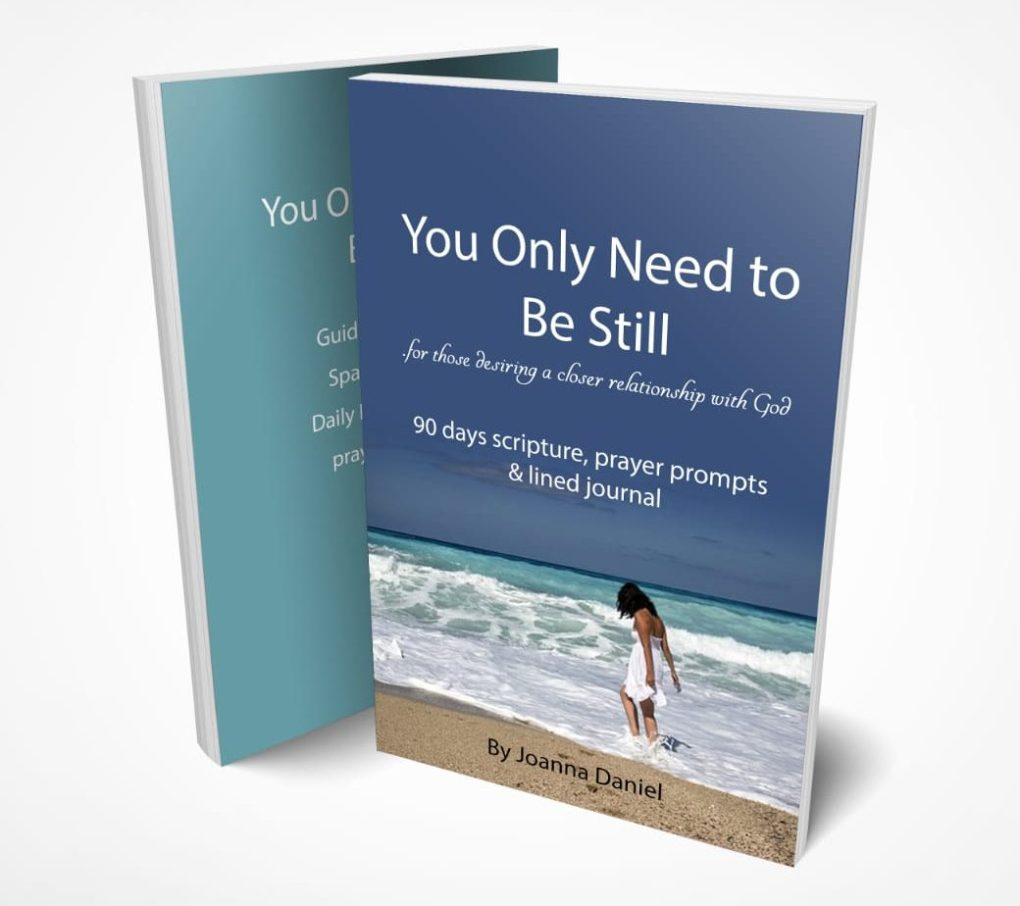 New Product - You Only Need To Be Still