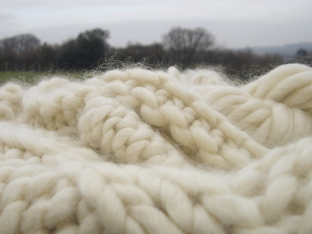 Julia Desch's beautiful yarn and land