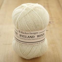 Pure White Ryeland