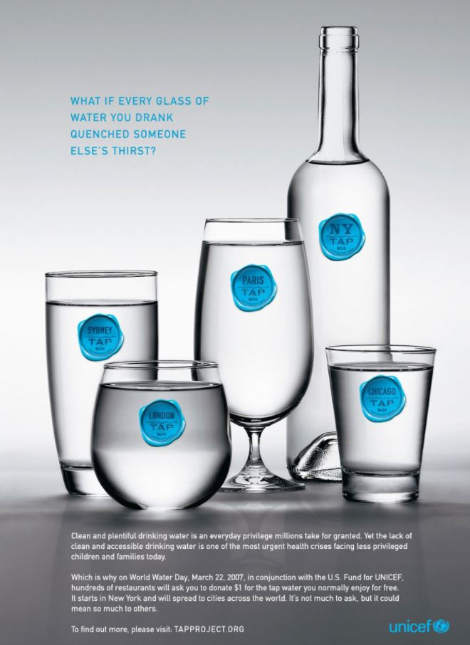 Unicef water