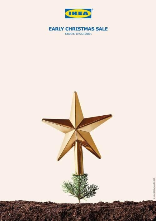 Ikea 'Early Christmas' advert