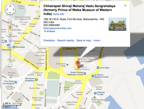 Jaina Mishra Photography Exhibition Mumbai location
