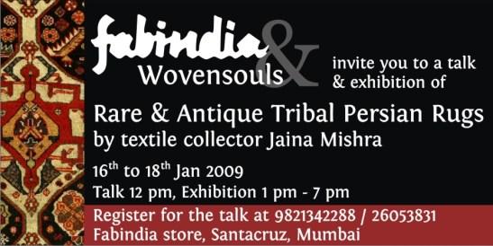wovensouls fabindia exhibition