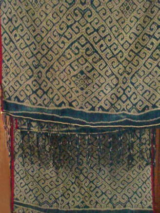 ANTIQUE INDONESIAN IKAT
