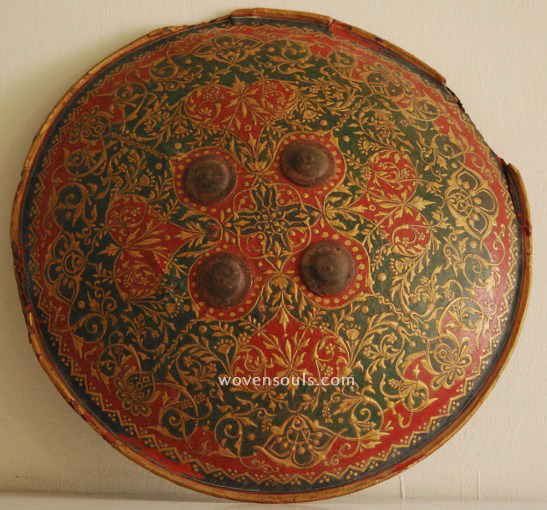 Indo Persian Mughal Shield