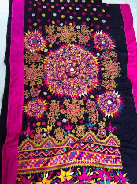 Kutch Textile Art