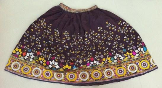 VIntage antique Tribal Kutch Mirrorwork Embroidery