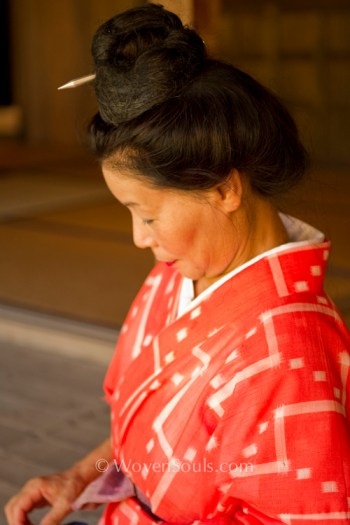 Ryukyu Weaver, Japan