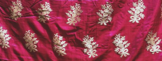 ANTIQUE BANARASI SARI WITH REAL ZARI,