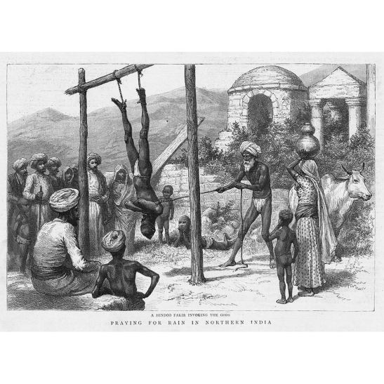 Indina Culture pre 1900