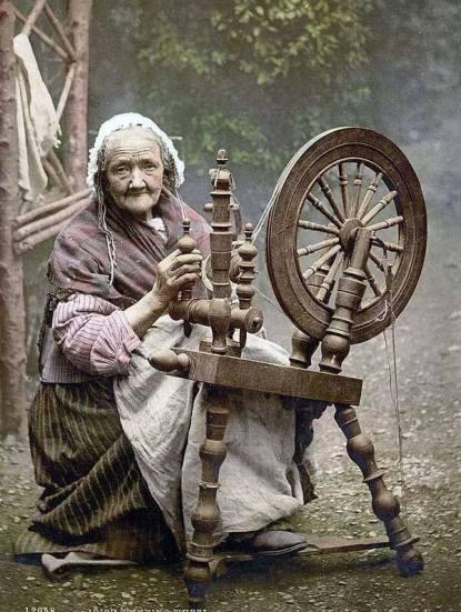 Irish Weaver