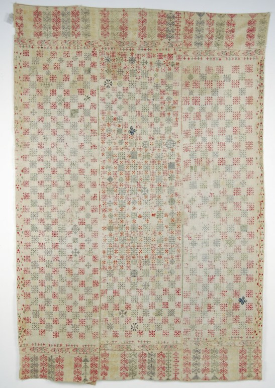 ANTIQUE HAZARA TEXTILE SHAWL