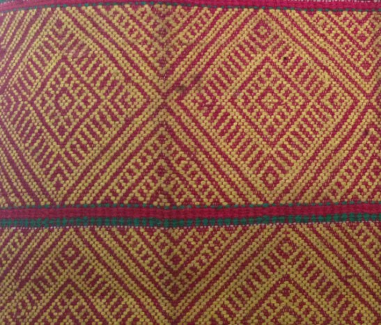 Myanmar Textile Art - Antique Tribal Weaving