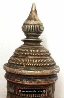 Antique Kum KUm box South India