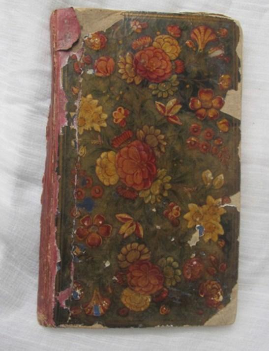 Antique Prayer Manuscript