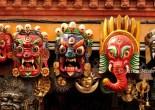 Folk Art - Masks of Nepal