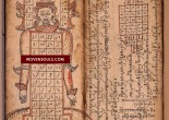 antique myanmar burma manuscript