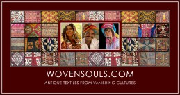 wovensouls antique textiles gallery