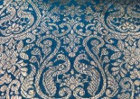 Antique Silver Zari Benarasi Sari - WOVENSOULS Collection