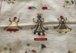 Wovensouls Art Gallery - Chamba Rumal - Textile Artwork