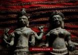 Khmer Bronze Sculpture Statue Idol