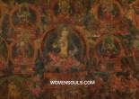 Antique Thangka Wovensouls Art Gallery