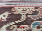 Antique Narrative Textile Weft Ikat Indonesia