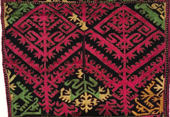 1351 ANTIQUE EMBROIDERY