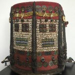 886 DAYAK BABY CARRIER BASKET ANTIQUE