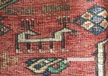 1413 Azeri Flatweave Soumac Rug