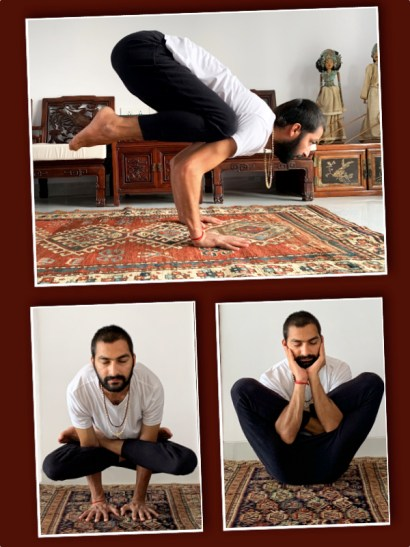 Online Video Call Personal Yoga Class