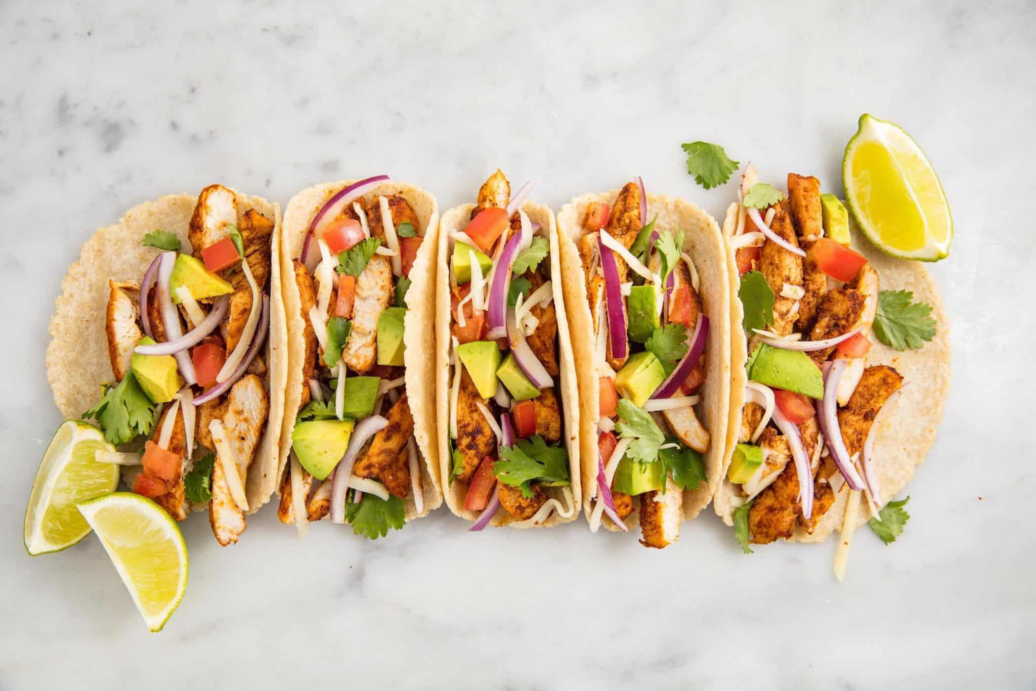 Taco + Quiz on Tuesdays at Marina Muse