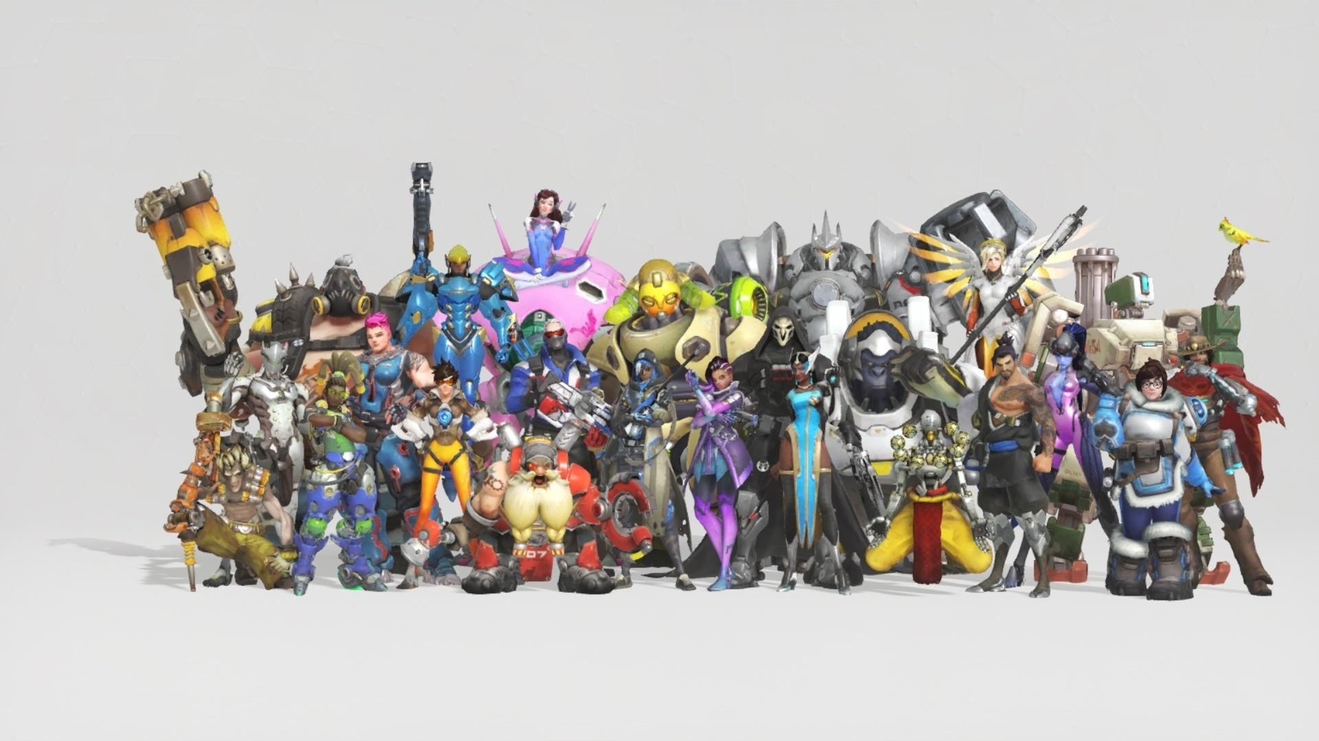 Overwatch Free Weekend May 26 29 Anniversary Event Save
