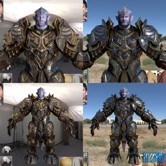 Alliance and Horde Soldiers(Wey Wong) 1 Warcraft Cosplay