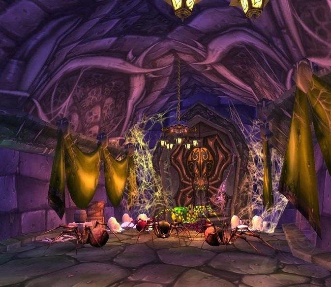 Naxxramas - Zona - Classico World of Warcraft