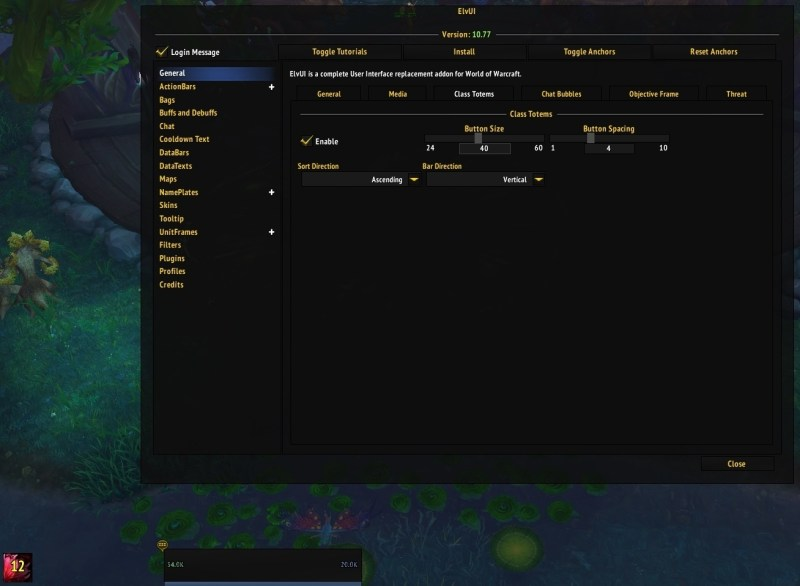Elvui Player Frame Font Size | Framebob org