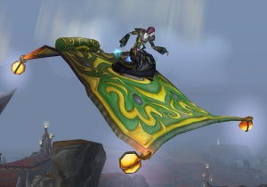 Magic Carpet Ride   Quest   World of Warcraft Magic Carpet Ride