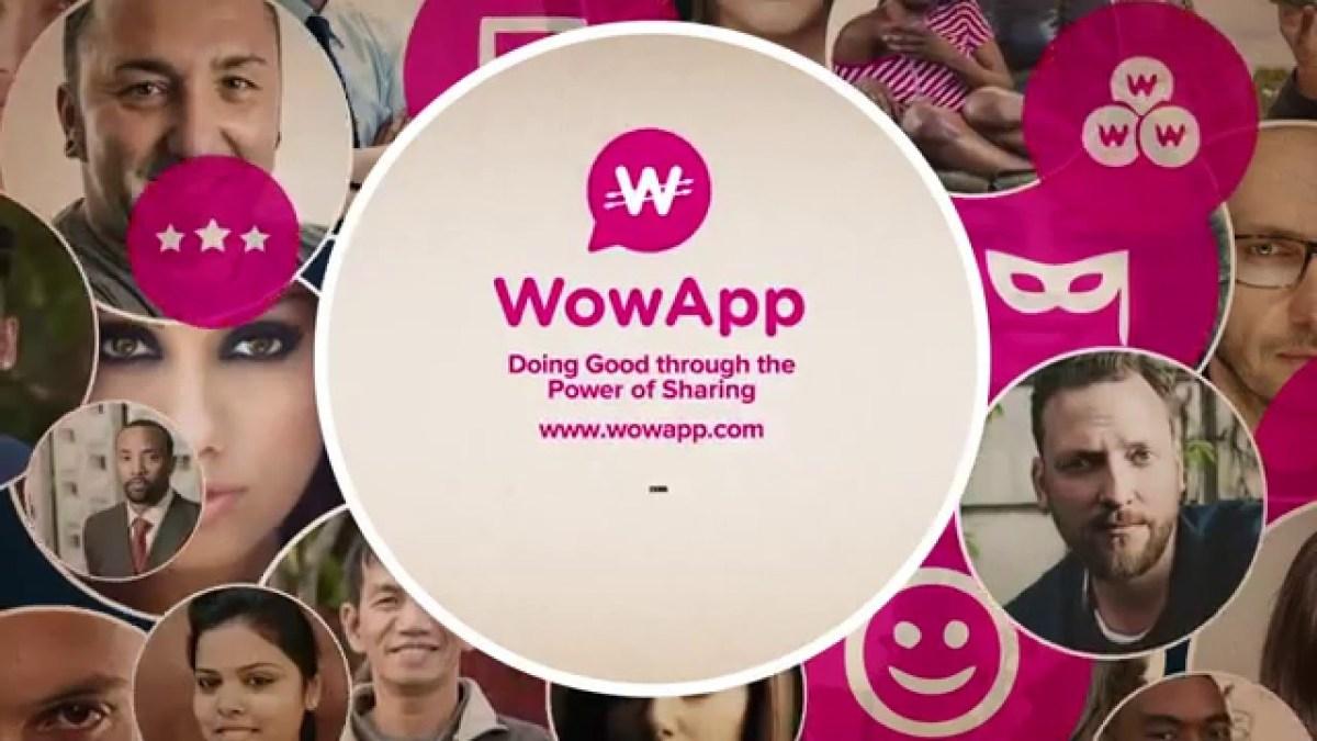 WowAppの紹介文・招待状の作成方法 WowAppでネットワ-クを拡大する方法