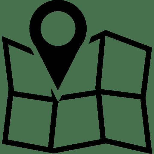 AV Rentals Map