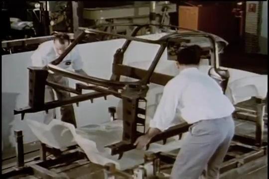1963 Chevrolet Corvette Sting Ray Birdcage