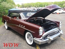 1954 Buick Special Convertible Front