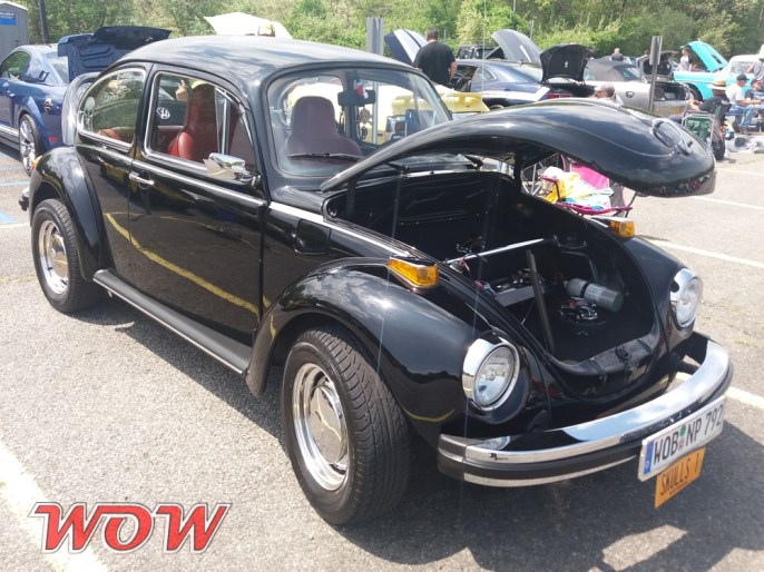 Black VW Bug 2